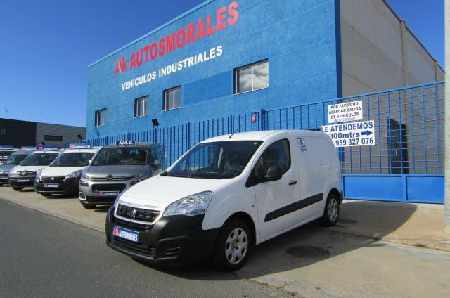 Peugeot partner isotermo