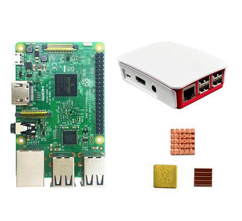Raspberry pi 3 modelo b pack