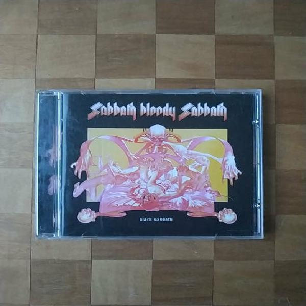 Sabbath bloody sabbath black sabbath