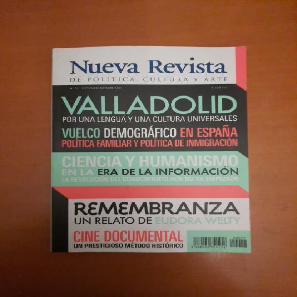 Valladolid: por una lengua y una cultura universal