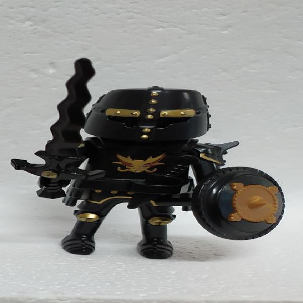 Caballero negro playmobil