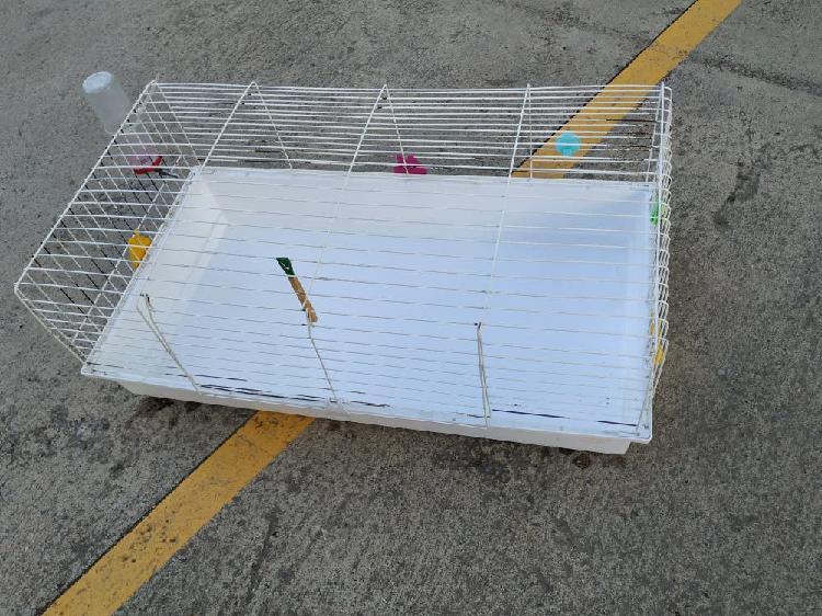 Jaula para conejos o cobayas