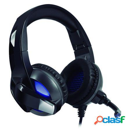 Auriculares con microfono spirit of gamer xpert-h300 - drivers 40mm -