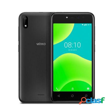 "Smartphone movil wiko y50 dark grey - 5""/12.7cm - qc 1.3ghz - 1gb - 16"