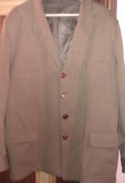Americana lana beige el corte ingles - xl