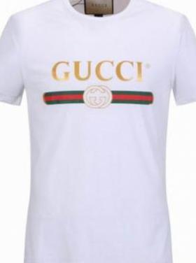 Camiseta gucci blanca unisex