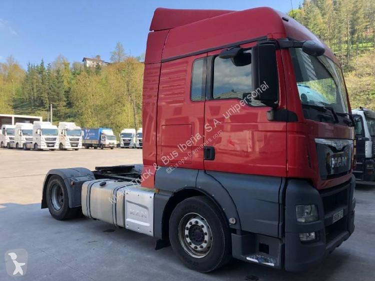 Cabeza tractora MAN rebajado TGX 18.440 4x2 Diesel Euro 6