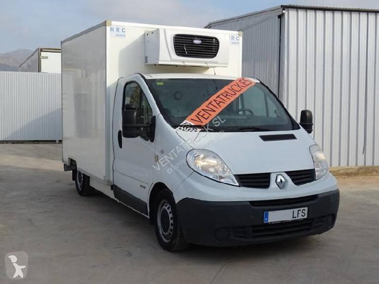 Camión Renault frigorífico Trafic L1H1 120 DCI 4x2 Euro 5