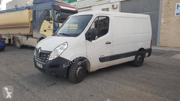 Furgoneta furgón Renault Master L1H1 DCI 125 4x2 Diesel