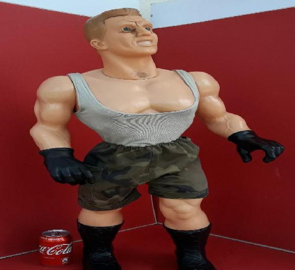 Gran muñeco militar de la casa falca