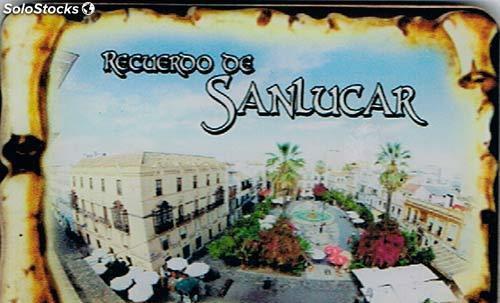 Iman pergamino Sanlucar