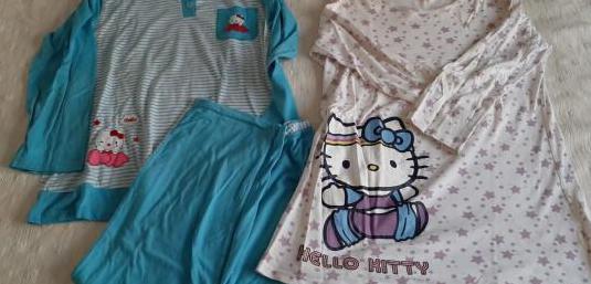 Lote pijamas niña 14 años