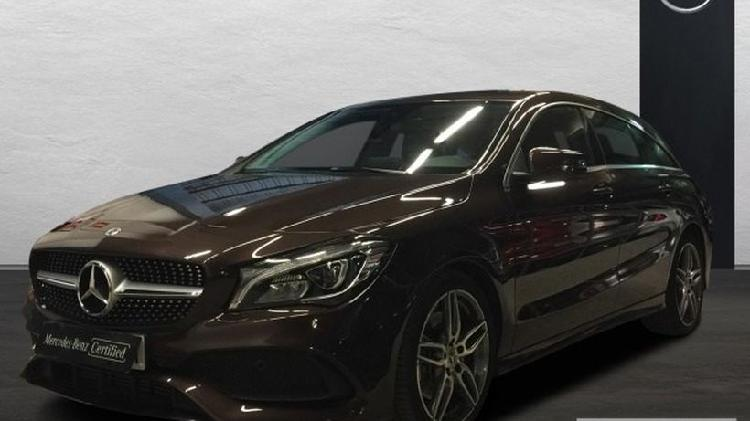 Mercedes-benz clase cla shooting brake 220d 7g-dct
