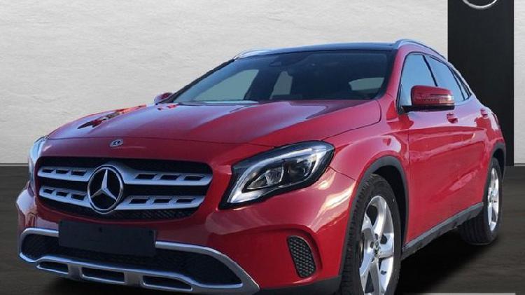 Mercedes-benz clase gla todoterreno 156cv automático de 5
