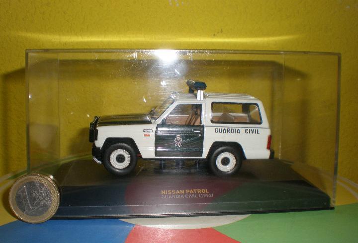 Nissan patrol de la guardia civil,año 1992