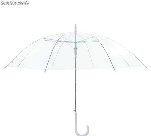 Paraguas transparente automático 8025