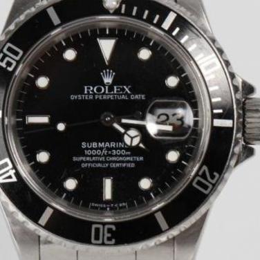 Reloj rolex submariner 16610 de segunda mano e...