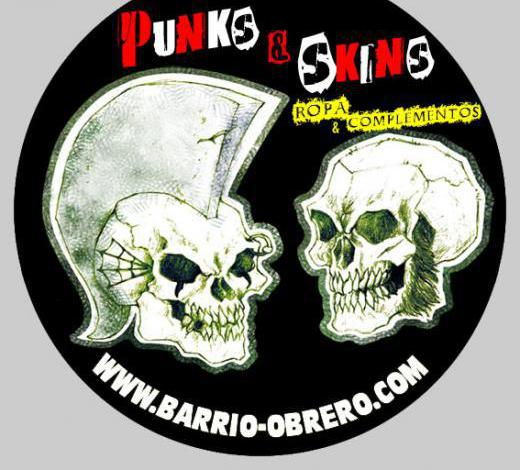 Ropa y complementos punk / skinhead / skingirl / antifa