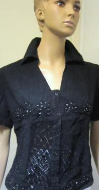 Ropa de mujer - camisa manga corta