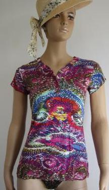 Ropa de mujer - camiseta estampada