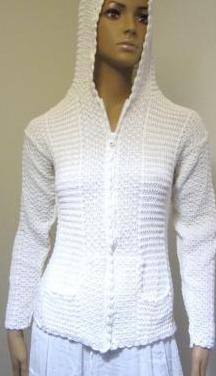 Ropa de mujer - chaqueta con capucha