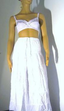 Ropa de mujer - falda larga ibicenca