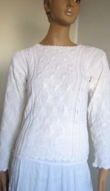 Ropa de mujer - jersey manga larga ibicenco