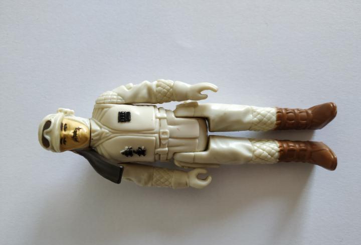 Star wars figura lfl1980 made in hong kong