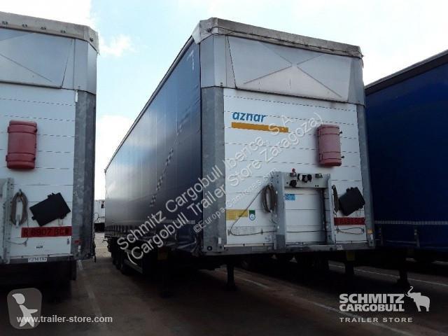 Semirremolque Schmitz Cargobull lonas deslizantes Varios