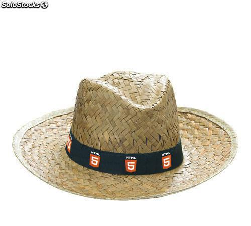 Sombreros paja natural