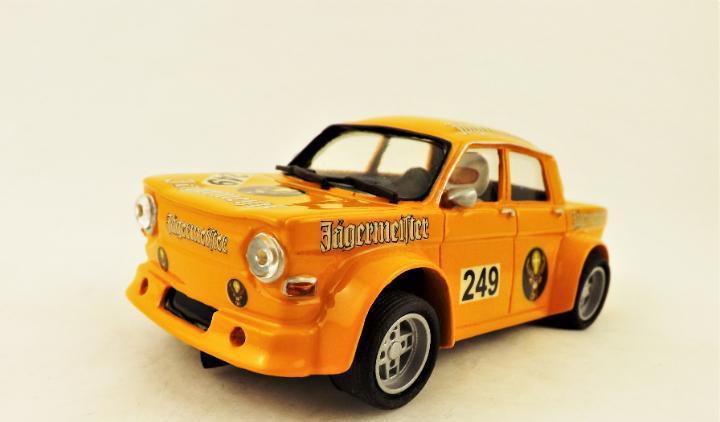 Team slot simca 1000 rallye 2 edición. limitada