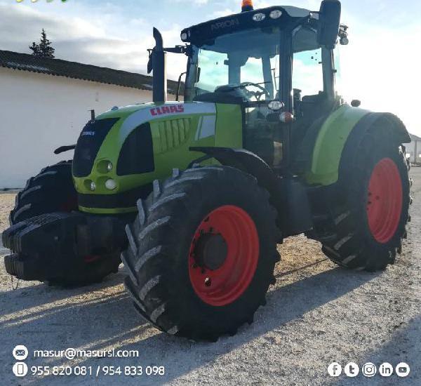 Venta de Tractor Claas Arion 640 en Sevilla