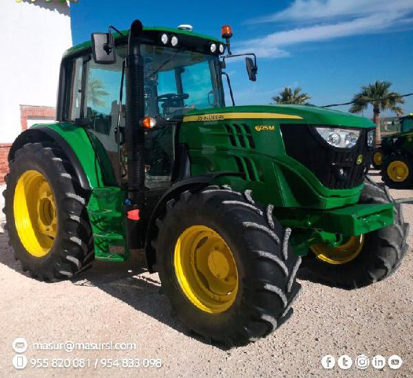 Venta de Tractor John Deere 6125M en Sevilla