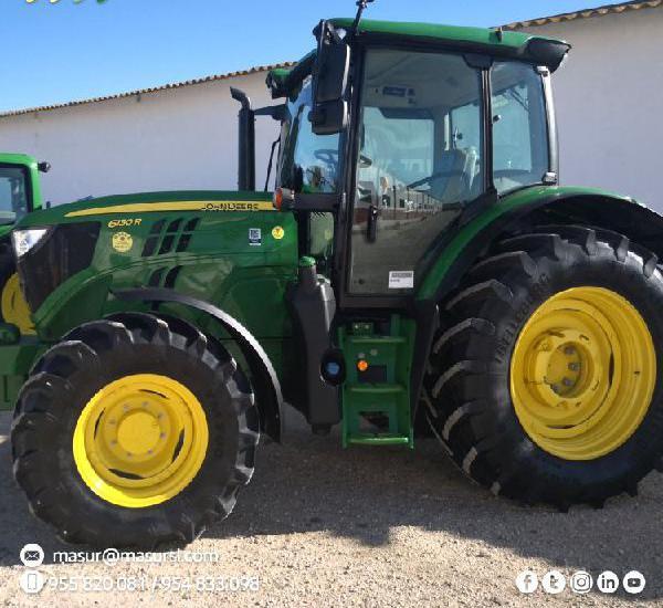 Venta de Tractor John Deere 6130R en Sevilla