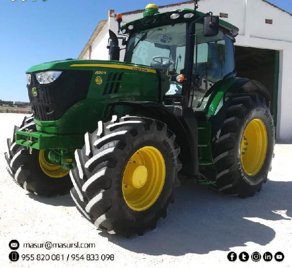 Venta de Tractor John Deere 6210R en Sevilla