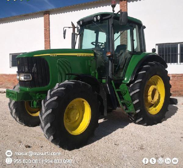 Venta de Tractor John Deere 6620 en Sevilla