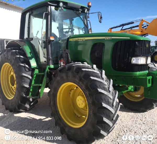 Venta de Tractor John Deere 6820 en Sevilla