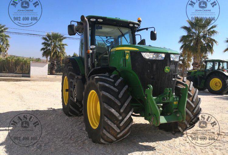 Venta de Tractor John Deere 7200R en Sevilla