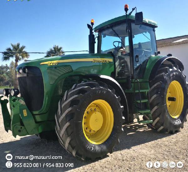 Venta de Tractor John Deere 8220 en Sevilla