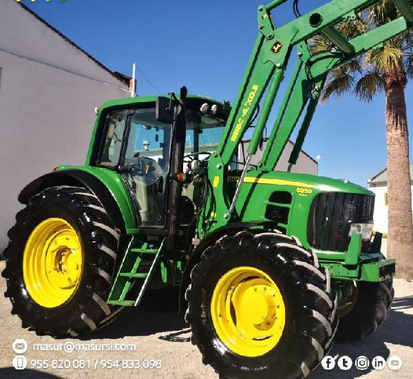 Venta de Tractor con pala John Deere 6930 Premium en Sevilla