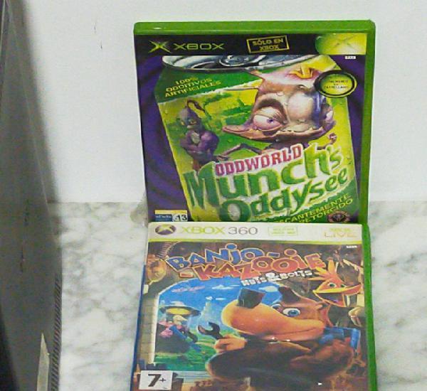 Xbox360 cables mando y dos juegos 120gb hdd