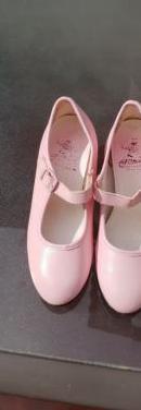 Zapatos baile flamenco talla 29
