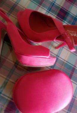 Zapatos boda talla 38