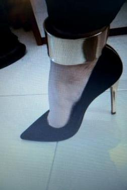 Zapatos de fiesta pura lópez