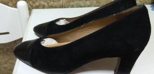 Zapatos negros de salón