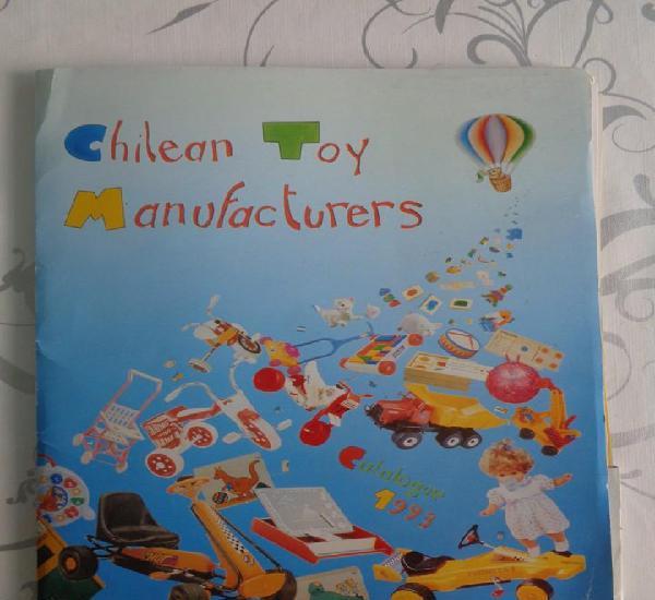catalogo de juguetes de chile 1993 - Muñecas y juguetes de