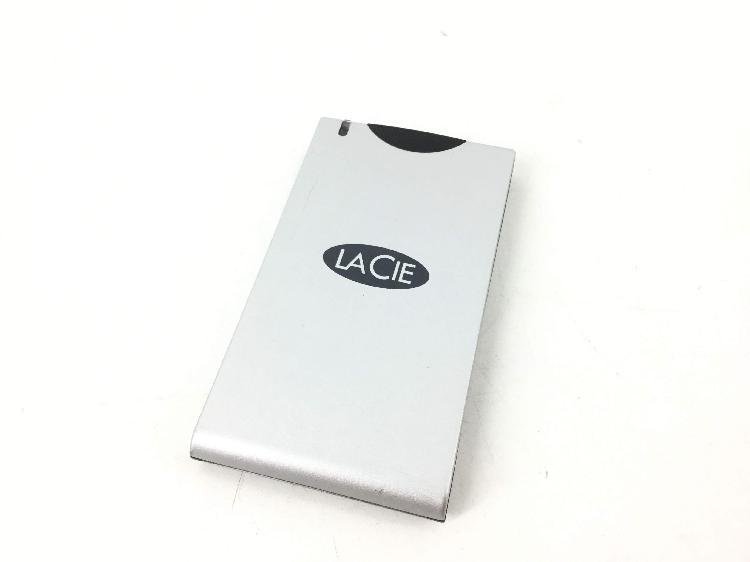 Disco duro lacie 120gb