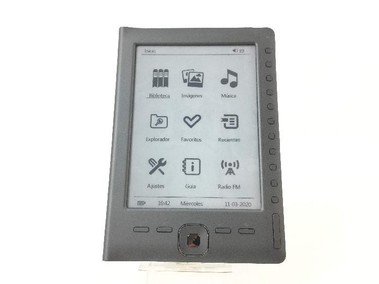 Libro electronico energy sistem ereader e6