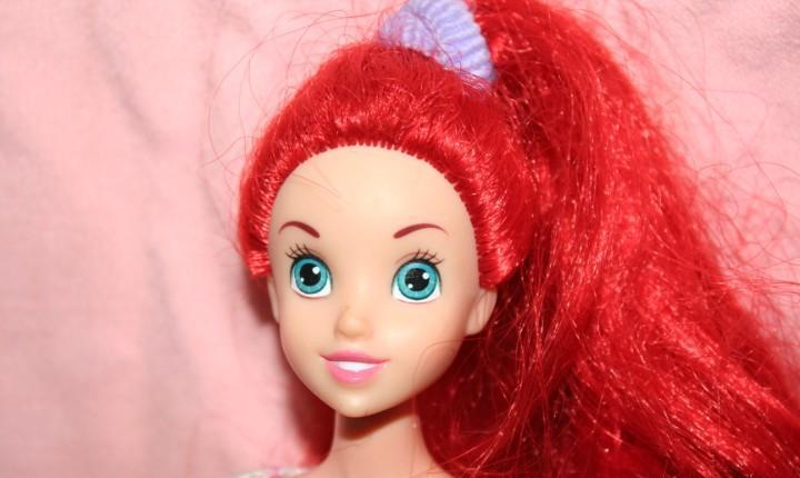 muñeca disney ariel
