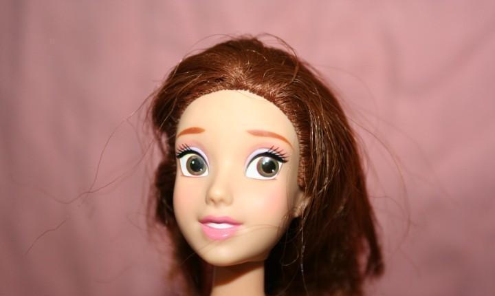 muñeca disney bella